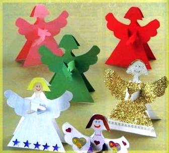 Детские поделки на праздники